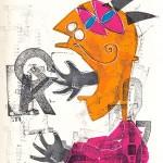 "Rodrigo Gárate Chateau, ""Atorado sin palabras"" (2016)"