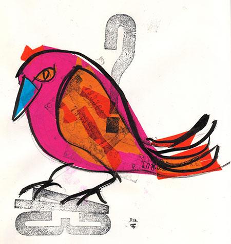Preguntas de pájaro