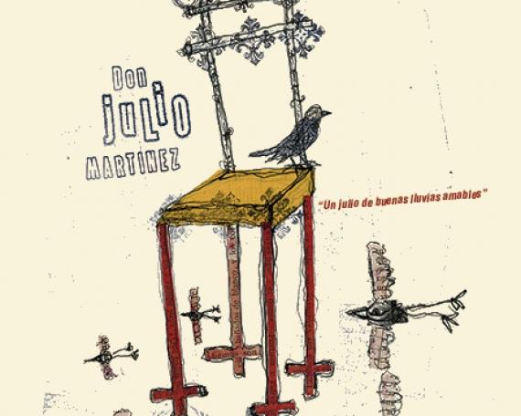 Afiches Julio Martínez